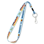2014 FIFA World Cup Brazil(TM) Winner Lanyard