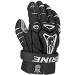 Brine King V 13 Lacrosse Gloves (Black)