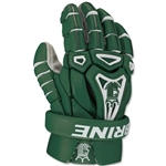 Brine King V 13 Lacrosse Gloves (Dark Green)