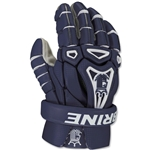 Brine King V 13 Lacrosse Gloves (Navy)