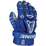 Brine King V 13 Lacrosse Gloves (Royal)