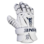 Brine King V 13 Lacrosse Gloves (Wh/Nv)