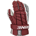 Brine Clutch 13 Lacrosse Gloves (Maroon)