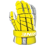 Brine Clutch 13 Lacrosse Gloves (Yellow)
