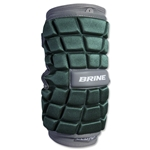 Brine Clutch Lacrosse Arm Pads (Dark Green)