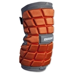 Brine Clutch Lacrosse Arm Pads (Orange)