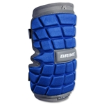 Brine Clutch Lacrosse Arm Pads (Royal)