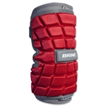 Brine Clutch Lacrosse Arm Pads (Red)