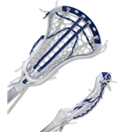 Brine Limited Edition Dynasty Elite Women's Complete Lacrosse Stick (Wh/Ro)