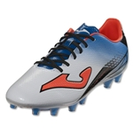 Joma Super Copa Speed (White/Blue/Black/Orange)