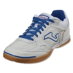 Joma Top Flex (White/White/Royal)