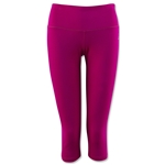 adidas Performer Mid-Rise 3/4 Tight (Fuchsia)