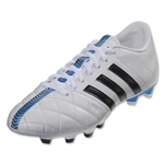 adidas 11Nova FG (White/Core Black)