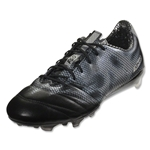 adidas F50 adizero FG Leather (Core Black/Silver Metallic