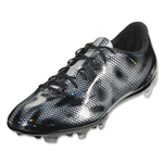 adidas F30 FG (Core Black/Silver Metallic)