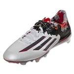 adidas Messi 10.1 FG (White/Granite/Scarlet)
