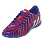 adidas Predito Instinct IN Junior (Solar Red/White)