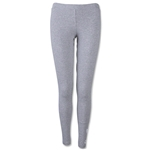 adidas Originals Women's Printed 3-Stripes Leggings (Gray)