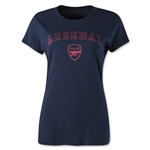 Arsenal Block Women's T-Shirt