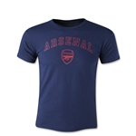 Arsenal Badge Youth T-Shirt