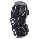 Warrior EVO Lacrosse Arm Pads (Black)