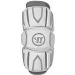 Warrior EVO Lacrosse Arm Pads (White)