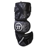 Warrior Adrenaline X2 Lacrosse Elbow Guards (Black)