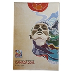 FIFA Women's World Cup 2015 Official Poster