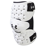 Under Armour VFT Lacrosse Arm Pads (White)