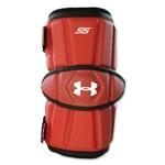 Under Armour Strategy Player SS Arm Pad (Red)