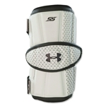 Under Armour Strategy Player SS Arm Pad (White)