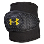 Under Armour Strategy Player SS Lacrosse Elbow Pads (Black)
