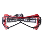 Under Armour Charge Lacrosse Goggles (Red)
