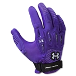 Under Armour Player II Women's Glove (Purple)