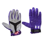 Under Armour Illusion Women's Lacrosse Gloves (Purple)