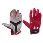 Under Armour Illusion Women's Lacrosse Gloves (Red)