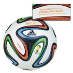 adidas Brazuca 2014 FIFA World Cup Official Match-Specific Ball (Netherlands-Mexico)