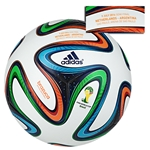adidas Brazuca 2014 FIFA World Cup Official Match-Specific Ball (Match 62)
