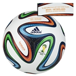 adidas Brazuca 2014 FIFA World Cup Official Match-Specific Ball (Match 63)