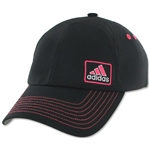 adidas Women's Arrow Cap (Black/Pink)