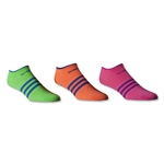 adidas Women's Superlite 6-Pack No Show Sock (Multi)