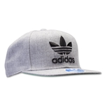 adidas Originals Thrasher II Snapback Cap (Gray)
