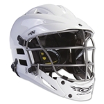 Cascade CS-R Youth Lacrosse Helmet (White)