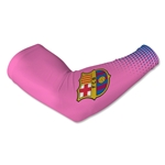 Barcelona Crest Arm Sleeves-Pink
