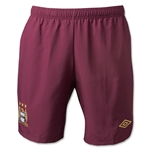 Manchester City 12/13 Away Soccer Short