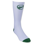 Maverik Big Time Performance Crew Sock (Green)