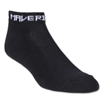 Maverik DNA Performance Ankle Sock (Black)