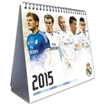Real Madrid 2015 Desk Calendar