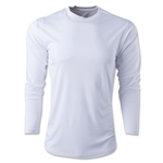 Long Sleeve Training Top (White)