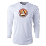 FC Santa Claus Core Long Sleeve Training Top (White)